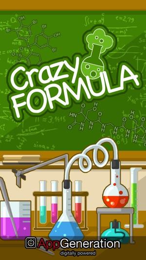 Crazy Formula Screenshot
