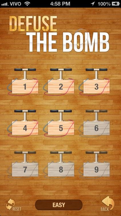 Defuse The Bomb screenshot-4