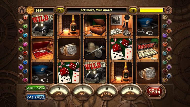 Mega Casino Slots Machine - Time Travel to Other Lands Adventure screenshot-3