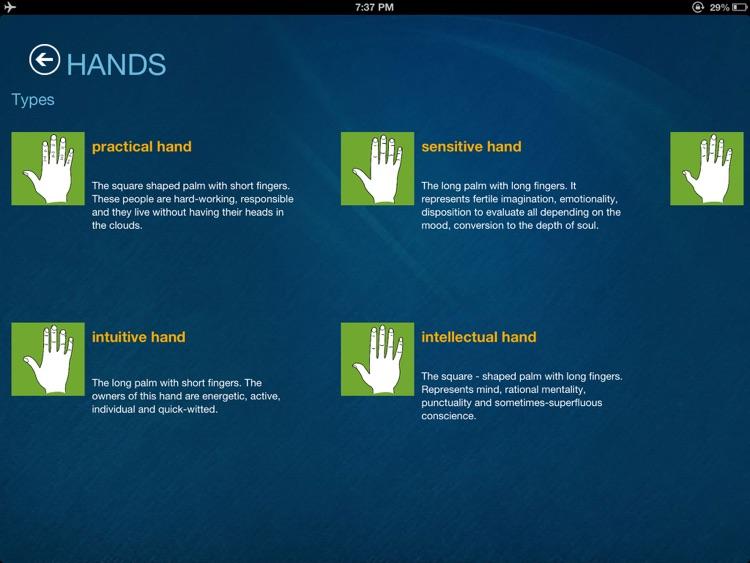 Palm Reader : Scan Your Future screenshot-4