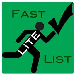 Fast-List Lite