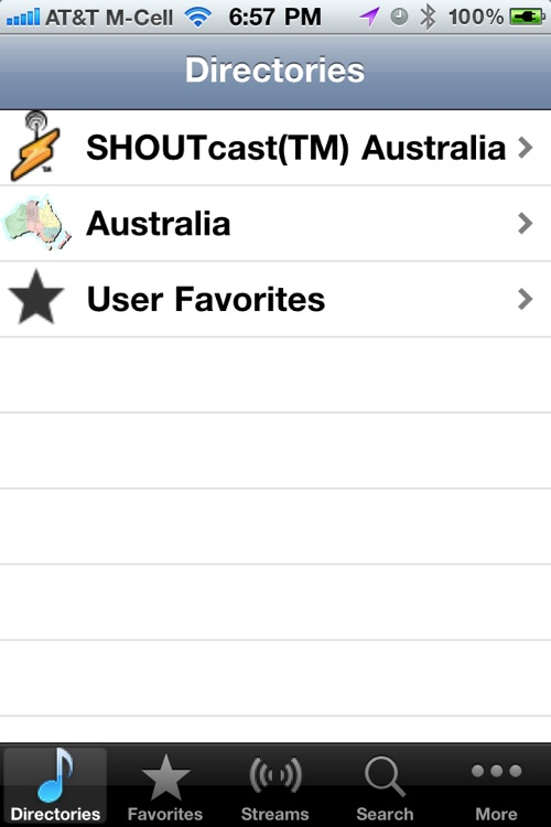 Australia Radio screenshot-0