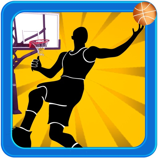 A Shooting Hoops Basketball Game