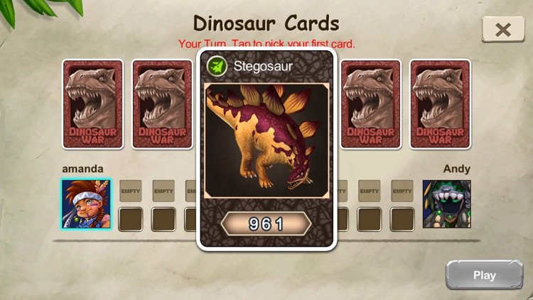 Dinosaur War: Happy Easter! screenshot-4
