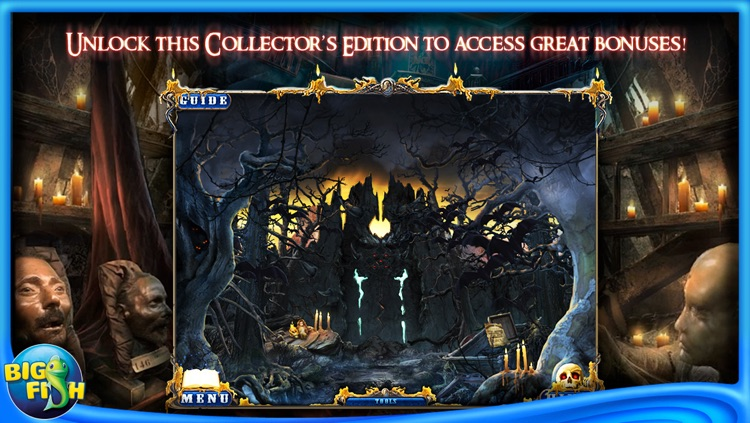 Dark Dimensions: Wax Beauty - A Hidden Object Adventure screenshot-3