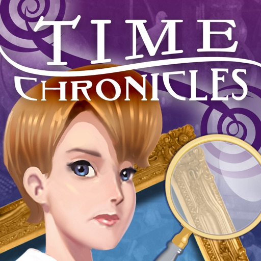 Time Chronicles: The Missing Mona Lisa - A Seek and Find Hidden Object Puzzle Adventure