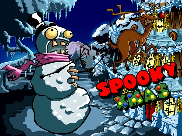 Spooky Xmas HD screenshot-0