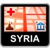 シリア ヘクトル地図 - Travel Monster