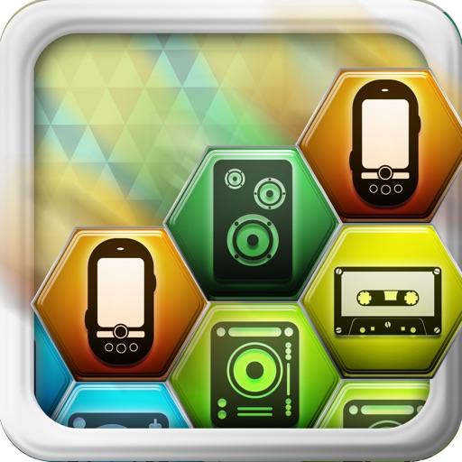 Music Phone Digital Match Game - Full Version