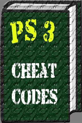 PS3 Cheat Codes