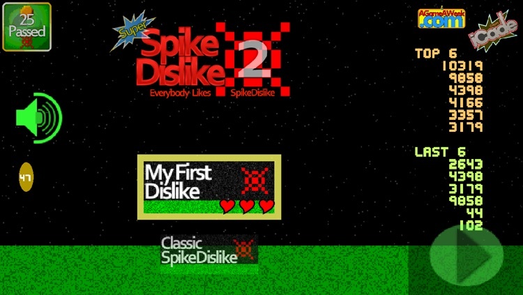 SpikeDislike2 screenshot-4