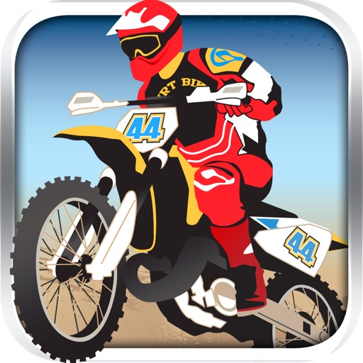Crazy Motocross Race