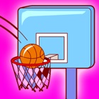 All Net! 3 Point Score Basketball Hoops Free icon