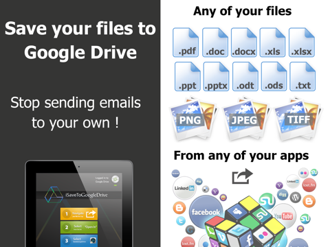 iSave for Google Drive | App Price Drops
