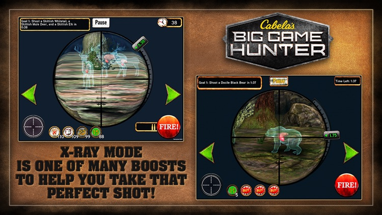 Cabela's Big Game Hunter screenshot-4