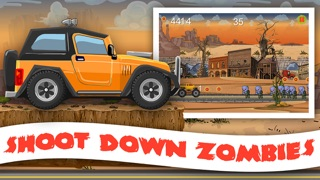 Zombie Road War screenshot three
