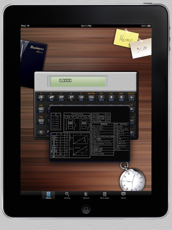 15E Scientific Calculator for iPad
