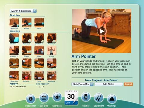 Screenshots of Sculpt My Pregnancy for iPad