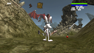 A Lonely Bunny RPG screenshot three