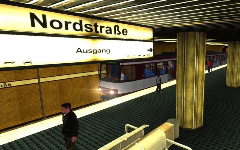 Tram Simulator Duesseldorf screenshot 4