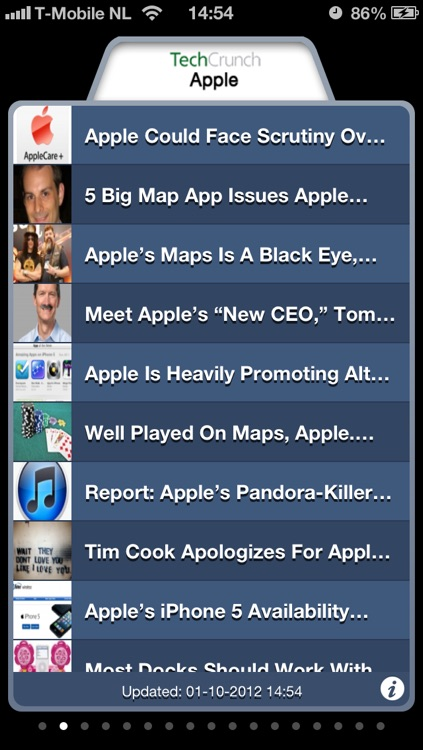iNews - All the hottest Apple news!