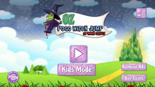 Oz Pogo Witch Jump - Nitro Jetpack Ninja Skills
