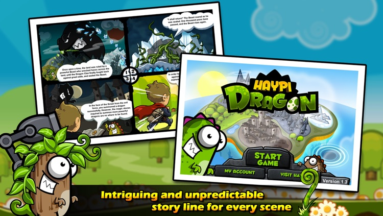 Haypi Dragon screenshot-0