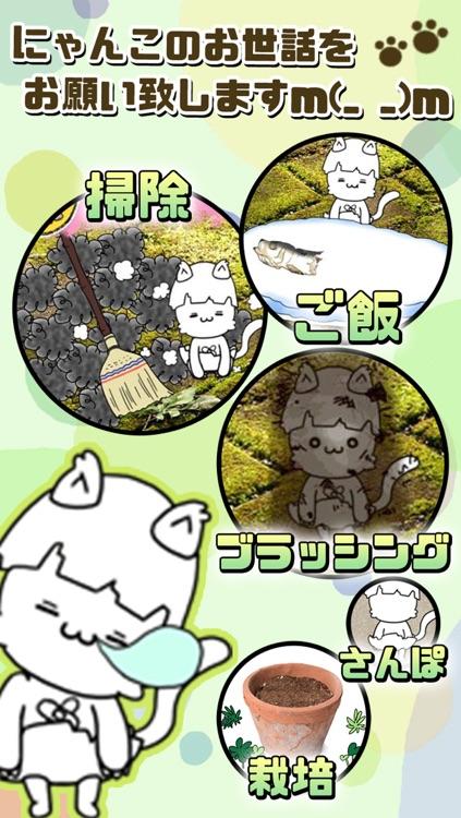 にゃんこ日和〜ほのぼの子猫育成ゲーム〜 screenshot-3