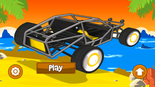 Dune Buggy Baja Racer screenshot one