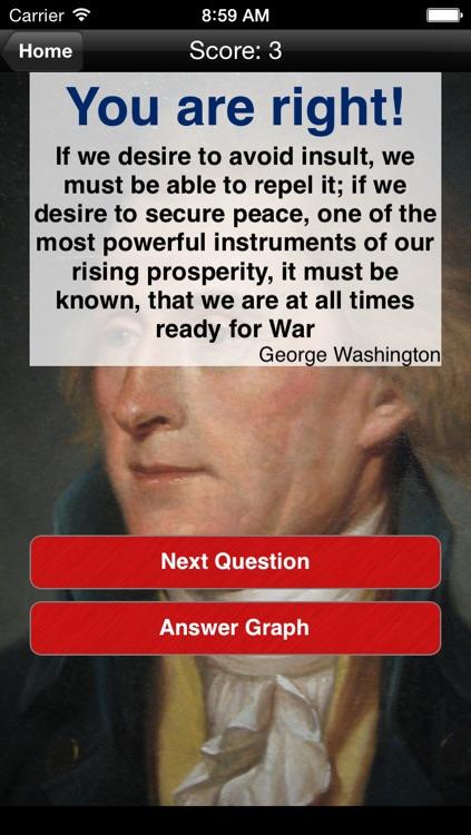 American Revolution: History Challenge screenshot-3