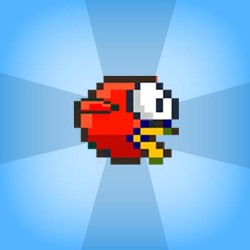 Крышка в The Gap - Fly Пышная Bird High и избежать трубу в этой игре Grand детей
