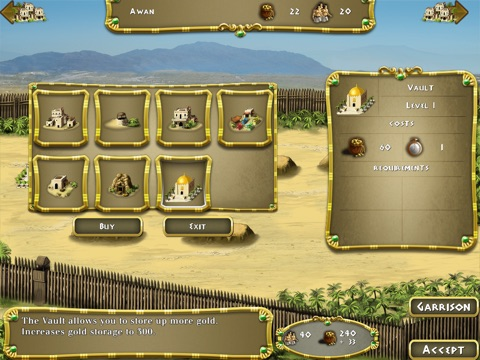Игра HISTORY Egypt HD