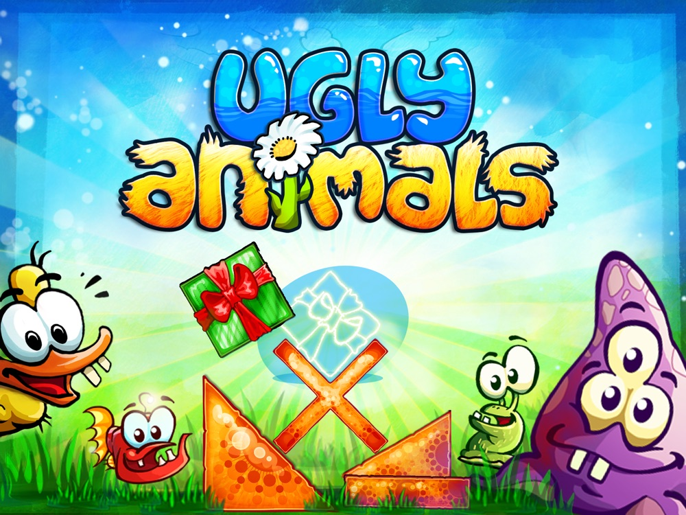 Ugly Animals HD Cheat Codes