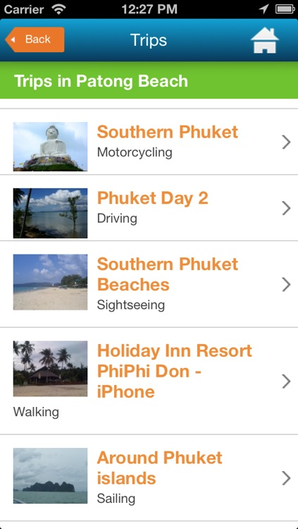 Patong Beach guide, hotels, map, events & weather screenshot-4