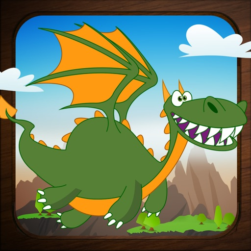 Little Dragon Wings: Fun Fantasy Adventure Quest iOS App