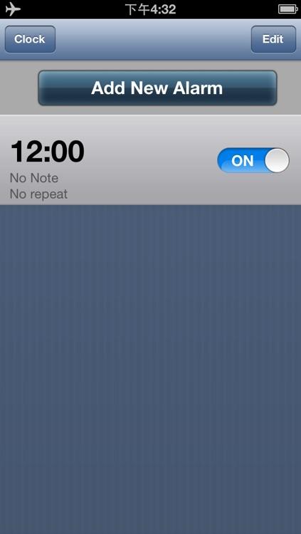 Alarm clock & Sleep timer screenshot-4
