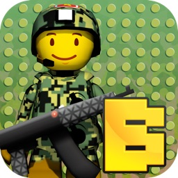 Bloxy Wars. Bricks for Kids