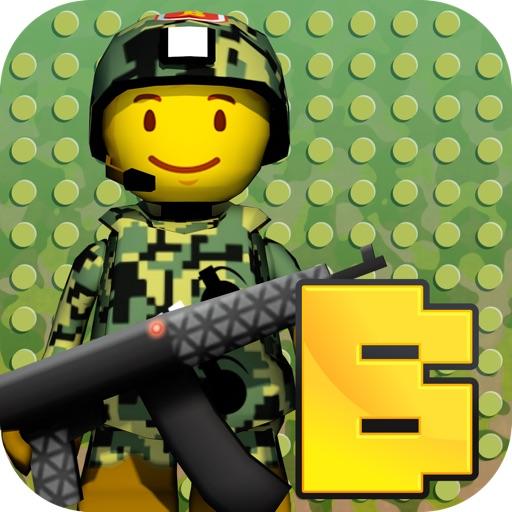 Bloxy Wars. Bricks for Kids
