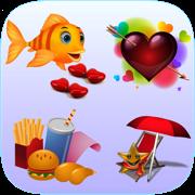 Animated 3D Emoji Keyboard & Animated Emojis Icons & New Emoticons Art App Free
