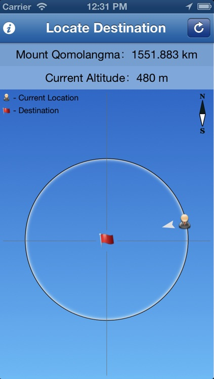 Destination Locator(Free) screenshot-0