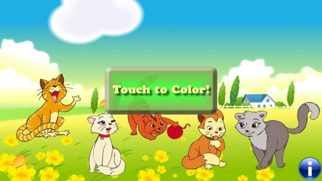 Malvorlagen: Katzen und Kätzchen ! - Malbuch - Spiele für Kinder ...