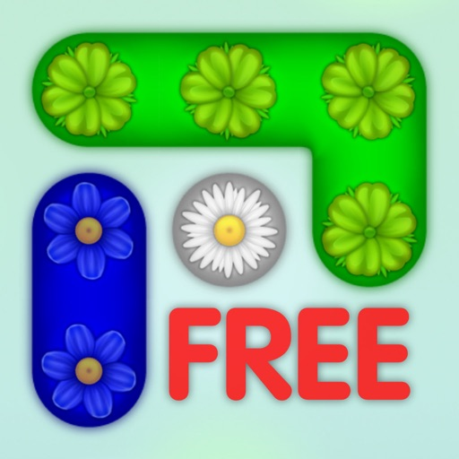 Flower Cells Free iOS App