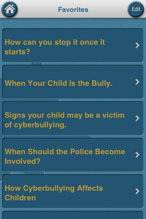 Cyber Bullying screenshot-3