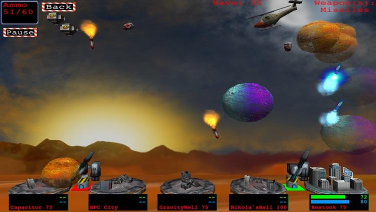 Missile Barrage screenshot-4
