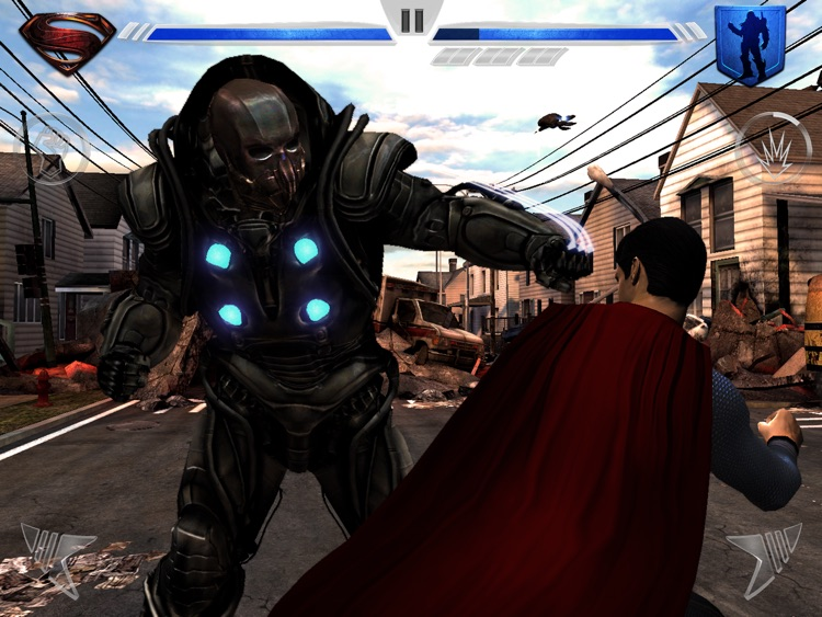 Man of Steel HD screenshot-2