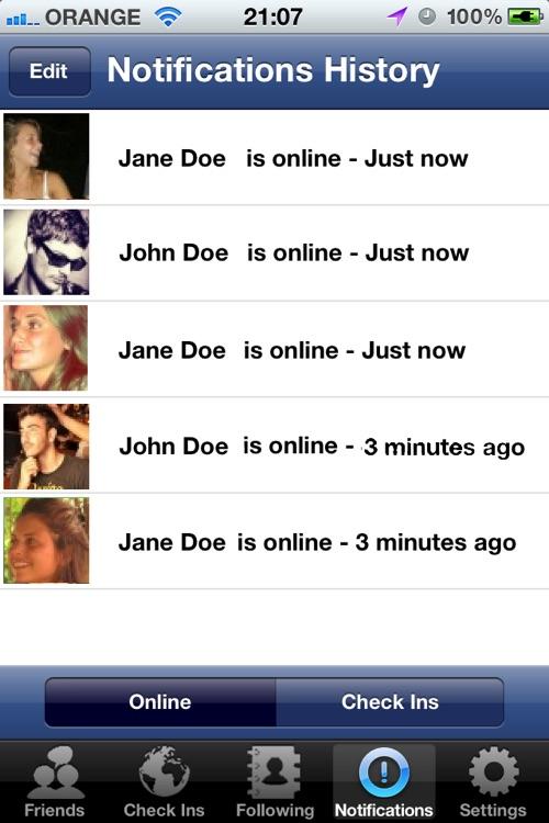Who's Online screenshot-3