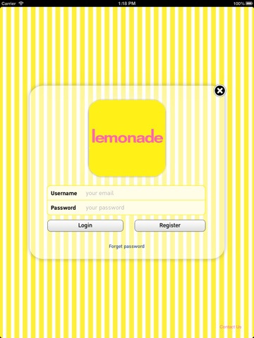 lemonade e-magazine-ipad-1