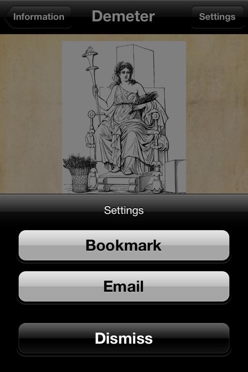 Greek Gods & Mythology Pocket Reference