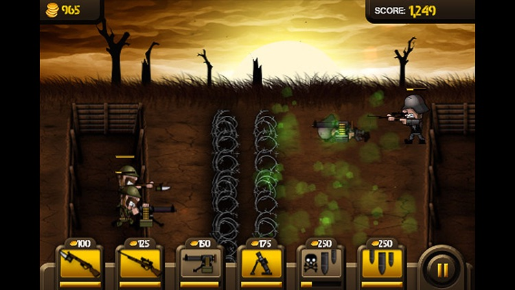 Trenches screenshot-1