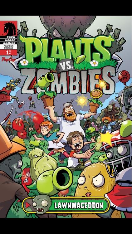 Plants vs Zombies Comics